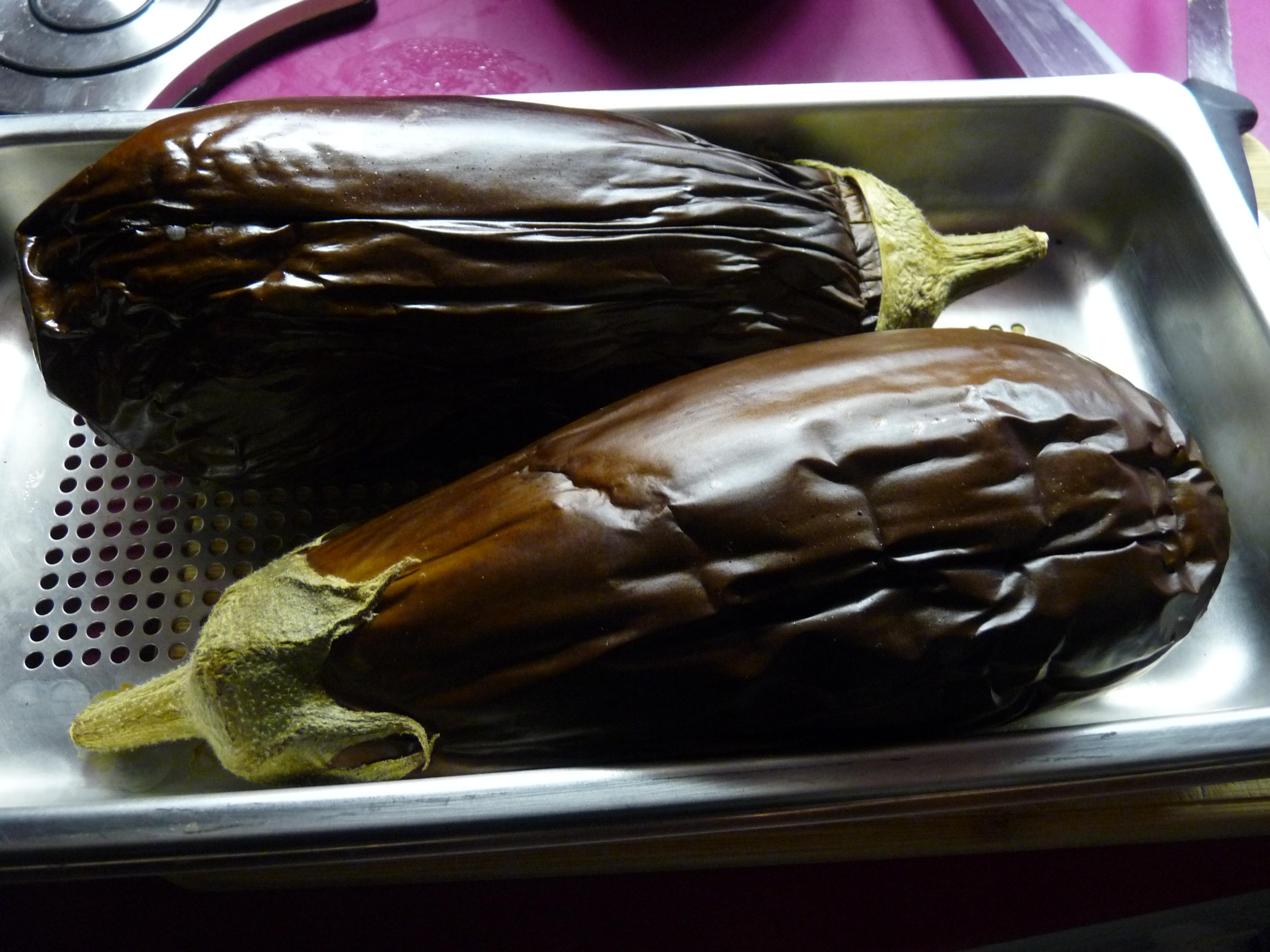 Cocinar Berenjenas Al Horno | Berenjenas Internauta Sin Pauta