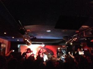 Doom_Sala Barracudas_Madrid 30 de Octubre de 2013_