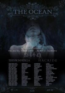 Pelagial Tour 2013