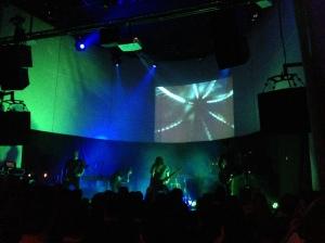 The Ocean _Sala Shoko Madrid 6 de Noviembre de 2013.JPG
