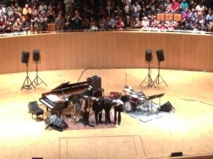 Wayne Shorter_Auditorio Nacional de Musica Sala Sinfonica 26 10 2014