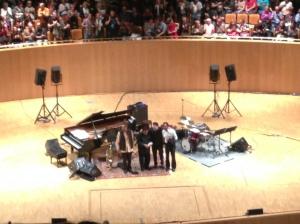Wayne Shorter_Auditorio Nacional de Musica Sala Sinfonica 26 10 2014_