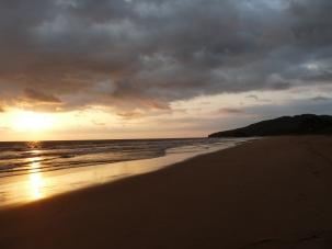 P N Las Baulas_Playa Grande_Puesta de Sol_7
